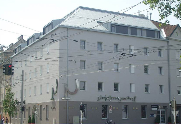 Hotel Um-u. Zubau