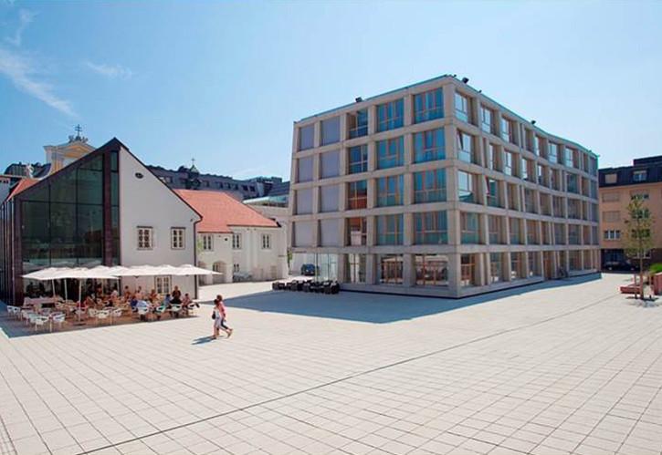 Domplatz Linz