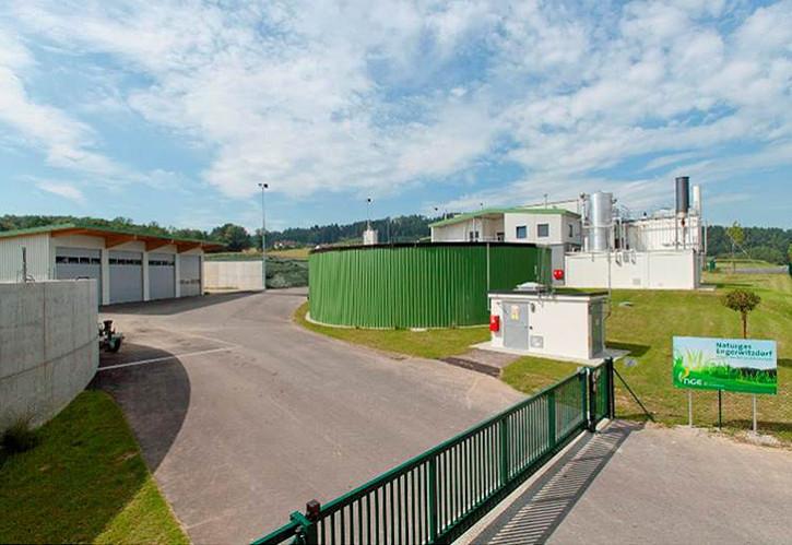 Biogasanlage Engerwitzdorf